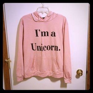 🖍Zaful unicorn sweater